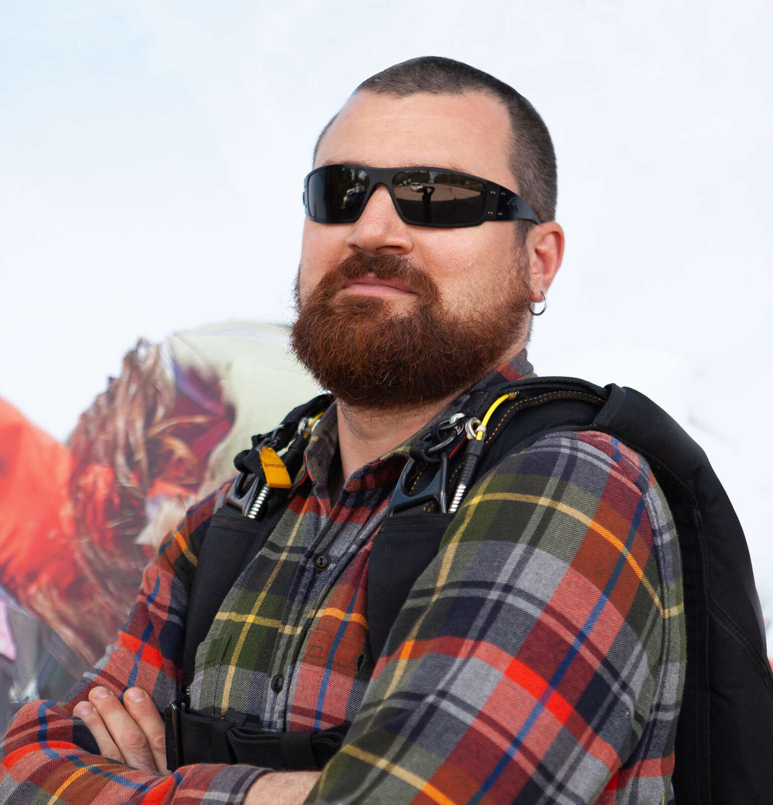 Алексей Боярчук - Тандем-инструктор - Skydive Academy