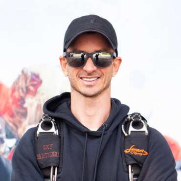 Олег Рось - Тандем-инструктор - Skydive Academy