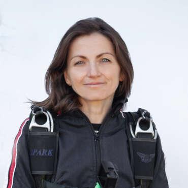 Марина Мчедлешвили - AFF Инструктор - Skydive Academy