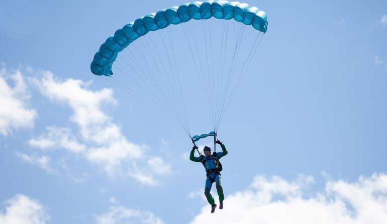 Skydiving in Ukraine, Chernihiv, Airfield Pivtsi - Skydive Academy