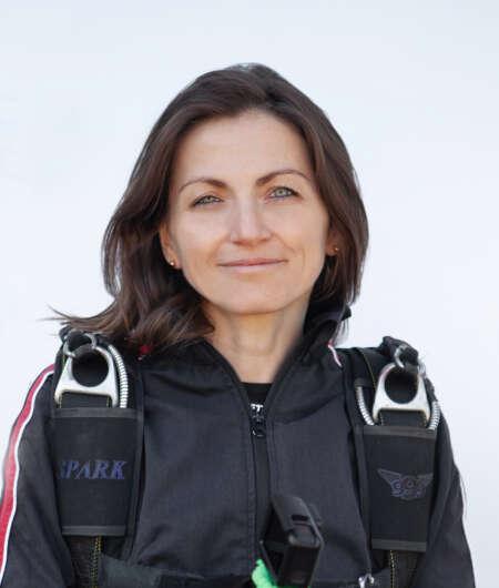 Марина Мчедлешвили