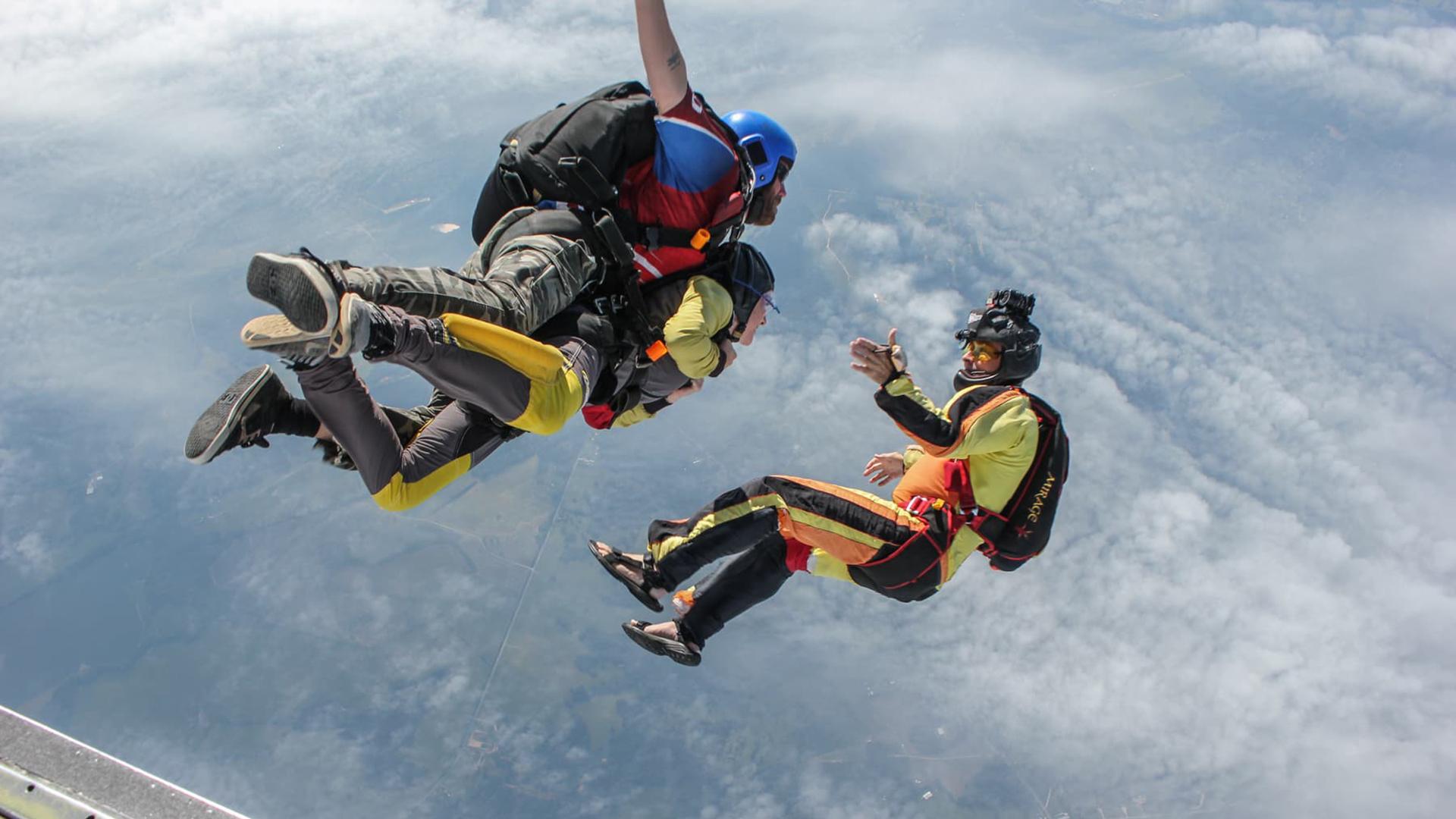 Ежегодный семинар для специалистов парашютной индустрии в Украине - Skydive Academy