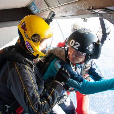 Курс AFF - Skydive Academy