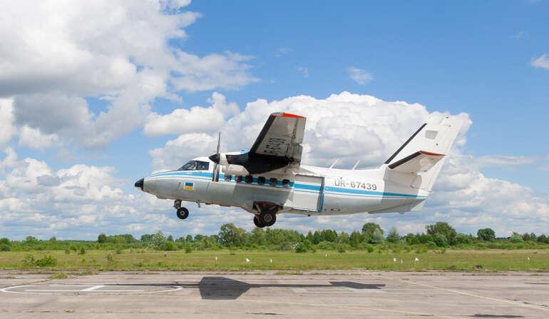 Відкриття парашутного сезону 2021 Україна - Skydive Academy