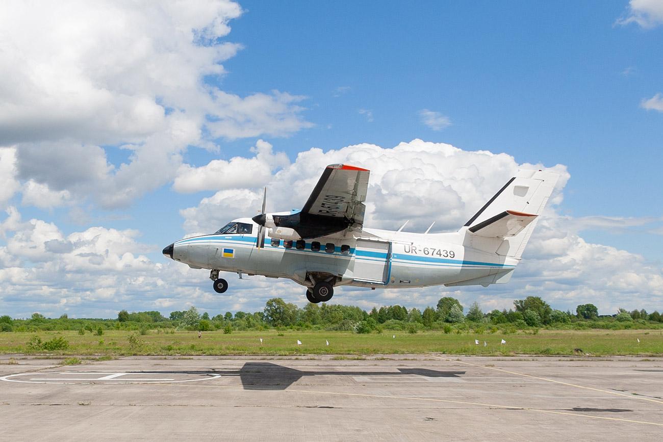 Открытие парашютного сезона 2021 в Украине - Skydive Academy
