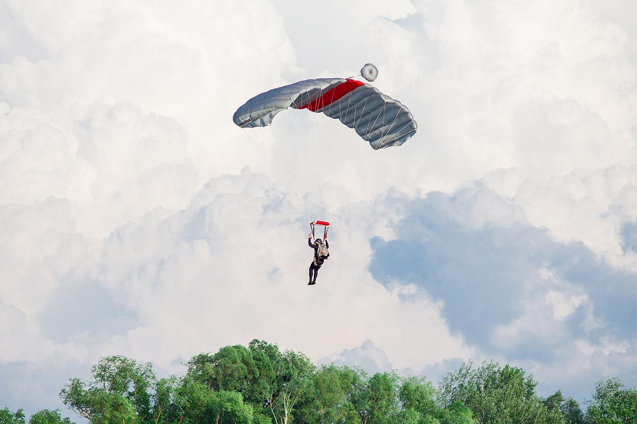 Safety Day на Аэродроме Певцы в 2021 году - Skydive Academy
