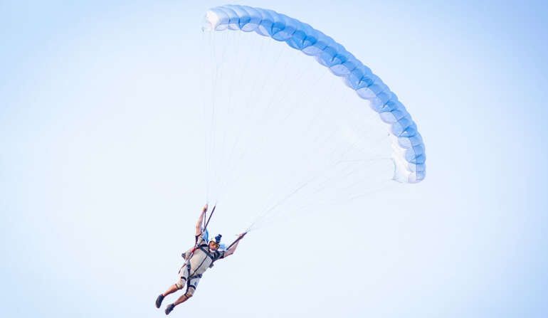 Parachute Camp from April 24 to May 10, 2021 - Skydive Academy