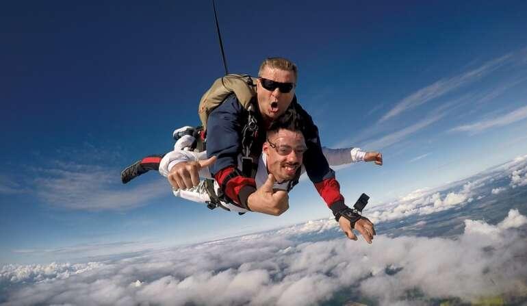 Skydiving in Ukraine - Kiev, Chernigov